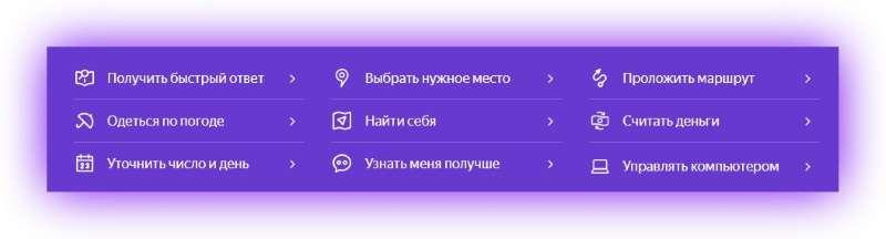 Голосовой помощник Алиса от Яндекс