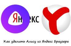 Как удалить Алису из Яндекс браузера ?